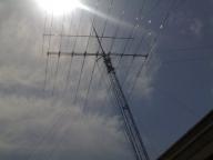 Optibeam Antenna Installation