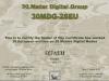 30MDG 28-EU Award Certificate #2332