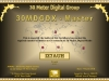 30MDG DX-MASTER Award Certificate #0393